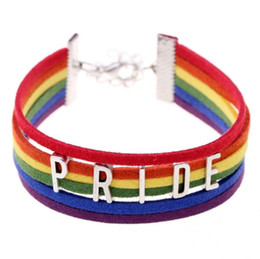f2cd5ed9659b4 Rainbow Pride Bracelets Canada | Best Selling Rainbow Pride ...