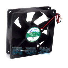 $enCountryForm.capitalKeyWord Canada - Brand new TX9025L12S 9cm DC 12V 0.16A 90*90*25mm axial computer case cooling fan high quality