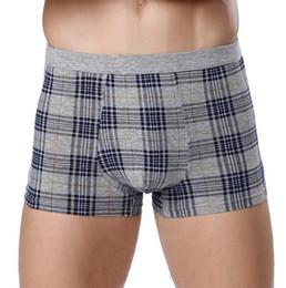$enCountryForm.capitalKeyWord Canada - Hot sale Men's underwear cotton underwear explosion models men's flat pants MU005 for men Underpants