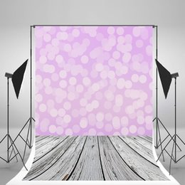 paint muslin backdrop Canada - 5x7ft(150x220cm) Cotton Material No Wrinkles Photography Backdrop Glitter Wood Floor Photo Studio Background for Children Birthday Photo