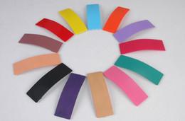 $enCountryForm.capitalKeyWord Canada - Free shipping Fashion hairpin wild candy color big BB folder color sanding edge folder hair ornaments FJ041 mix order 60 pieces a lot