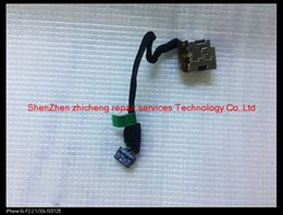 Hp Laptops Dm4 NZ - For HP Pavilion DM4 DM4-3000 laptop DC power jack with cable DC IN CABLE 90W 661680-302