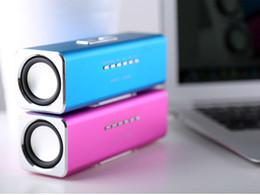 $enCountryForm.capitalKeyWord Canada - Wholesale- JH-MAUK2 Mini Speaker Portable Loud speaker For MP3 iPhonePC Laptop USB FM Motorcycle with SD TF Card slot Mini Speaker