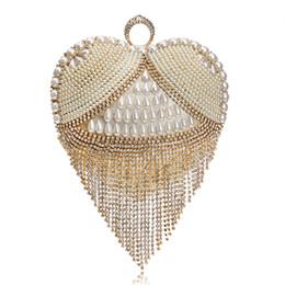 China Strass nappa sacchetti di sera delle donne dito anello di diamanti piccola borsa borse in rilievo borse da sera di disegno del cuore suppliers