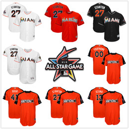 679c9a4b2 ... Mens 27 Marlins Giancarlo 2017 MLB All-Star Game 41 Justin Bour 13  Marcell Ozuna ...