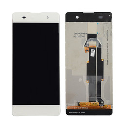 $enCountryForm.capitalKeyWord Canada - Display Replacement for Sony XA LCD Screen Repair Parts Black White Pink Gold