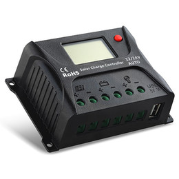 $enCountryForm.capitalKeyWord Canada - 12V 24V 10A PWM smart solar charge controller with LCD display