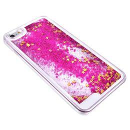 Discount floating glitter star phone case - For Alcatel Walters 5049 A30 Fierce 2017 New TPU Glitter Liquid Water Oil Phone Case Floating Stars Soft Cover with Reta