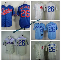 16e42924 ... throwback 1968 billy williams chicago cubs baseball jerseys cool base  cooperstown 26 billy williams jersey stitched