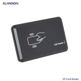 Contactless Reader UK - widelu use USB port EM4001 125khz RFID ID Contactless sensitivity Smart Card Reader support window system
