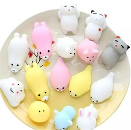 $enCountryForm.capitalKeyWord UK - Squishy Slow Rising Jumbo Toy Bun Toys Animals Cute Kawaii Squeeze Cartoon Toy Mini Squishies Cat Squishiy Fashion Rare Animal Gifts New