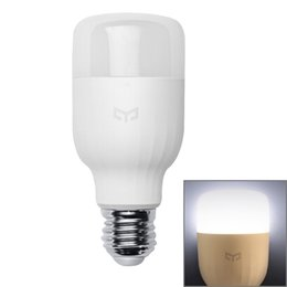 Xiaomi yeelight bulb online shopping - Original For Xiaomi Yeelight E27 Led Adjustable Brightness Wifi Remote Control Smart LED Bulb W Lumens Support Android