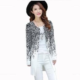 Leopard Print Cardigan Sweater Online | Leopard Print Cardigan ...