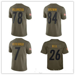 ... amazon nike womens home limited salute to service 2017 pittsburgh .  mens pittsburgh steeler 7 ben 626838bda