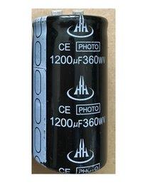 Смешать 9kinds фото Флэш конденсатор 330v провода 600uf/1000мкФ/1200uf и т. д на Распродаже