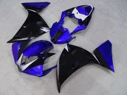 $enCountryForm.capitalKeyWord Australia - Full Body Kits for YAMAHA YZFR1 12 13 Plastic Fairings YZF R1 2013 Blue Black ABS Fairing YZFR1 13 14 2012 - 2014