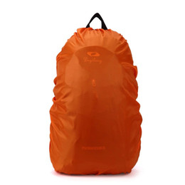 travel accessories wholesale UK - 35-40L Rain Cover Outdoor Waterproof Backpack Protective Cover Case Camping Hiking Climbing Cycling Travel Accessories