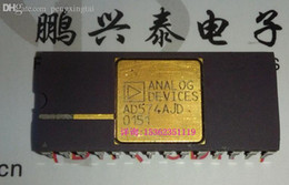 $enCountryForm.capitalKeyWord Canada - AD574AJD , AD574AKD , 12-Bit A D Converter Chips , Gold surface dual in-line 28 pins ceramic package . CDIP28 . AD574A integrated circuit IC