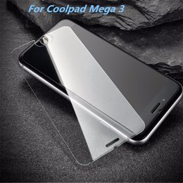 $enCountryForm.capitalKeyWord Canada - For Coolpad Mega 3 Tempered Glass Screen Protector For MOTO X Force Moto G4 Play G4 Plus iphone7 Film Anti-shatter Paper Package