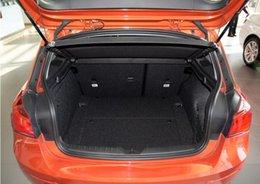 Venta al por mayor de Impermeable a prueba de golpes PU cuero plegable estera del maletero para BMW NUEVA Serie 1 F20 116I 118I 120I 125I