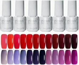 gelish gel nail polish colors 2019 - 168 Colors GelPolish Soak Off UV & LED Nail Polish Gelish For Nail Art Gel 5ml DIY Colorful Nail Lacquer