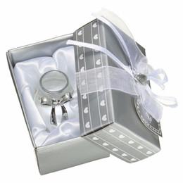 50 unids / lote bautizo devolución regalos Choice Crystal Baby Shoe Bautismo Recuerdo Baby Shower Favors