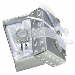 50pcs Lot Christening Return Gifts Choice Crystal Baby Shoe Baptism Souvenir Shower Favors