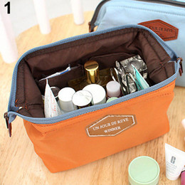 $enCountryForm.capitalKeyWord Canada - Wholesale- 2015 Portable Cute Multifunction Beauty Travel Cosmetic Bag Makeup Case Pouch Hot 2015 6NVI