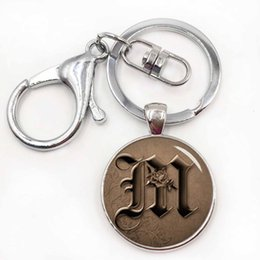 $enCountryForm.capitalKeyWord Canada - Wholesale&retail vintage key chain jewelry classic mathematical Pion symbol and numbers circle unique design keychain gift