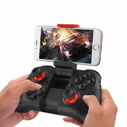 $enCountryForm.capitalKeyWord Canada - Double Rocker Smartphone Game Controller Wireless Bluetooth Phone Gamepad Joystick for Android Phone Pad Android Tablet PC TV 25pcs lot