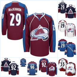 d0aeab262 ... Youth Colorado Avalanche Jersey 9 Matt Duchene 22 Rocco Grimaldi 29  Nathan MacKinnon 38 Reid Petryk Authentic - Reebok NHL ...