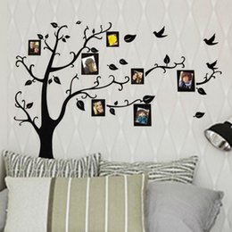 $enCountryForm.capitalKeyWord NZ - Hot photo frame family tree wall stickers 2141. kids wall arts home decorations living room decals poster DIY