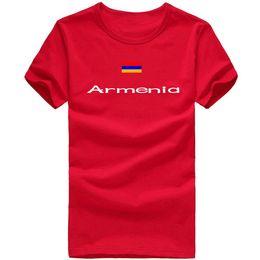 $enCountryForm.capitalKeyWord Canada - Armenia T shirt Anti shrink sport short sleeve Quick dry tees Nation flag clothing Unisex cotton Tshirt
