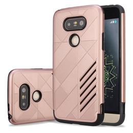 Ballistic Iphone Rugged NZ - Hybrid Armor Ballistic Case For Iphone Iphone 7 Moto G4 Plus Galaxy G530 J7 J2 A310 LG K10 K7 K5 G5 Rugged Hard PC+Soft TPU Caseology Skin