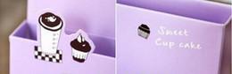 $enCountryForm.capitalKeyWord Canada - Fashion Hot DIY Paper Board Storage Box Desk Decor Stationery Makeup Cosmetic Organizer