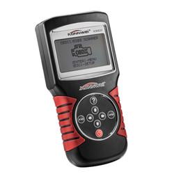 China KONNWEI KW820 OBD2  EOBD Car Diagnostics Auto Scanner Diagnostic Tool Automotive Fault Code Reader Car detector Automotive Tool suppliers