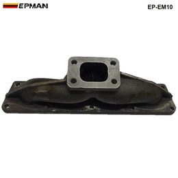 Опт EPMAN - продольный коллектор T3 / T25 с чугунным турбонаддувом для VW VAG 1.8 1.8T 20V EP-EM10