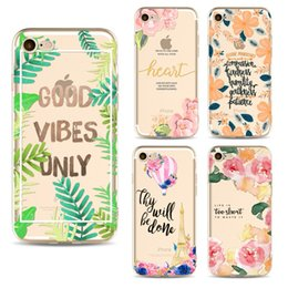 $enCountryForm.capitalKeyWord UK - Soft TPU Blooming Flower Painted Phone Case For iPhone X 6 6S 7 8 Plus 5S Samsung Galaxy S7 S8 S9 Plus Note 8 ultrathin Back Silicone Cover