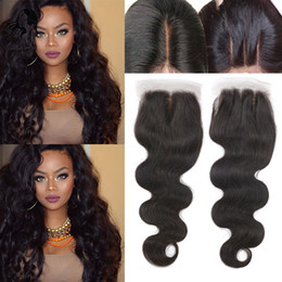 Discount cheap middle part wigs - JUFA Lace Closure Bleached Knots Cheap Malaysian Virgin Hair Lace Top Closure Swiss Lace Unprocessed Human Hair Wigs Fre