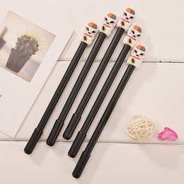 $enCountryForm.capitalKeyWord Australia - 36 Pcs Lot Kawaii Kitties Gel Pens Luck Welcoming Cat Canetas Escolar Stationery Office School Supplies Papelaria