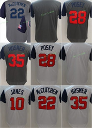 584aea40d0c ... Authentic Team Jersey 2017 USA Baseball Classic WBC Jersey 10 Adam  Jones 22 Andrew McCutchen 28 Posey 35 Eric ...