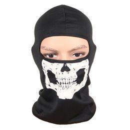 $enCountryForm.capitalKeyWord UK - New 3D Outdoor Sports Hunting Bicycle Cycling Skateboard Motorcycle Skull Ghost Ski Riding Hat Balaclava Protect Full Face Mask