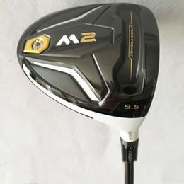 Loft goLf driver online shopping - New mens Golf clubs M2 Golf driver loft Driver clubs Graphite Golf shaft R S