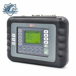 Опт Горячие продажи Универсальный Silca SBB Key Programmer V33.02 / V33 Для Multi-Cars SBB Auto Key Maker By Иммобилайзер Нет токена