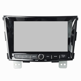 Deckless bluetooth car stereo online shopping - Deckless Android Car DVD player for SsangYong Tivolan with inch HD Screen GPS Steering Wheel Control Bluetooth Radio