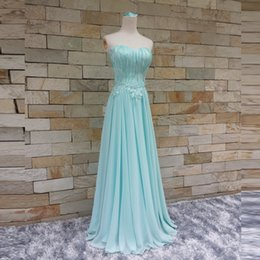 Barato Vestido Sem Mangas Verde Maxi-Elegant Long Chiffon Sleeveless Evening Dresses Vestido formal Sweetheart Mint Green Feather Bodice Drapeado Prom Dress Maxi Gown Custom Made