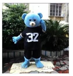 $enCountryForm.capitalKeyWord Canada - Factory direct sale Teddy Bear of TED Adult Size Halloween Cartoon Mascot Costume Fancy Dress