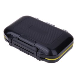 fishing box accessories waterproof ecofriendly fishing lure bait tackle waterproof storage box case with 12 ea14