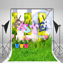 $enCountryForm.capitalKeyWord Canada - Customize Easter Photo Studio Background Spring Green Grass Natural Scenery Photography Backdrops No Wrinkles