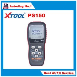 Dodge Oil Canada - Original XTOOL PS150 Oil Reset Tool+ OBDII Scanner with Free Shipping
